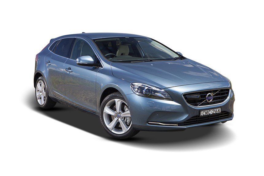 2016 volvo v40 t3 kinetic 1 5l 4cyl petrol turbocharged. Black Bedroom Furniture Sets. Home Design Ideas