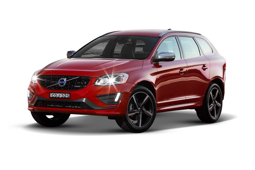 2016 volvo xc60 t5 luxury 2 0l 4cyl petrol turbocharged automatic suv. Black Bedroom Furniture Sets. Home Design Ideas