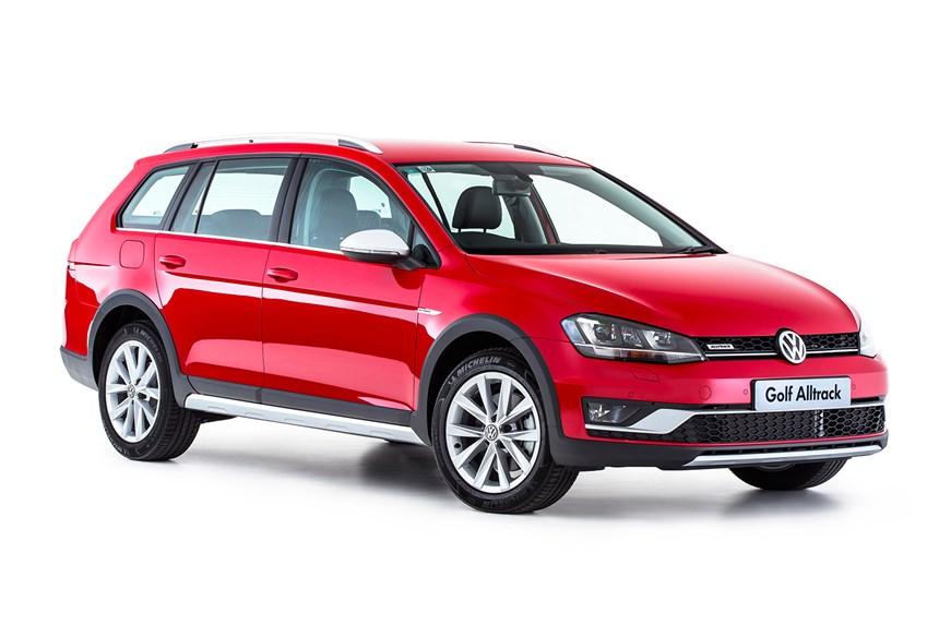 2016 Volkswagen Golf Alltrack 132 Tsi 18l 4cyl Petrol Turbocharged