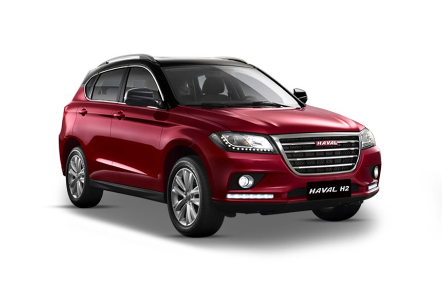 haval  premium   cyl petrol turbocharged automatic suv