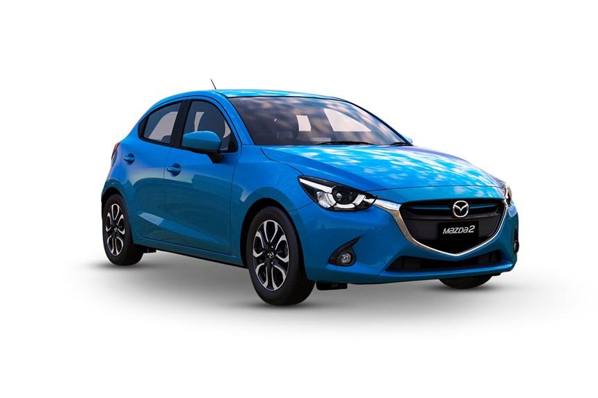 2017 mazda 2 maxx, 1.5l 4cyl petrol manual, hatchback