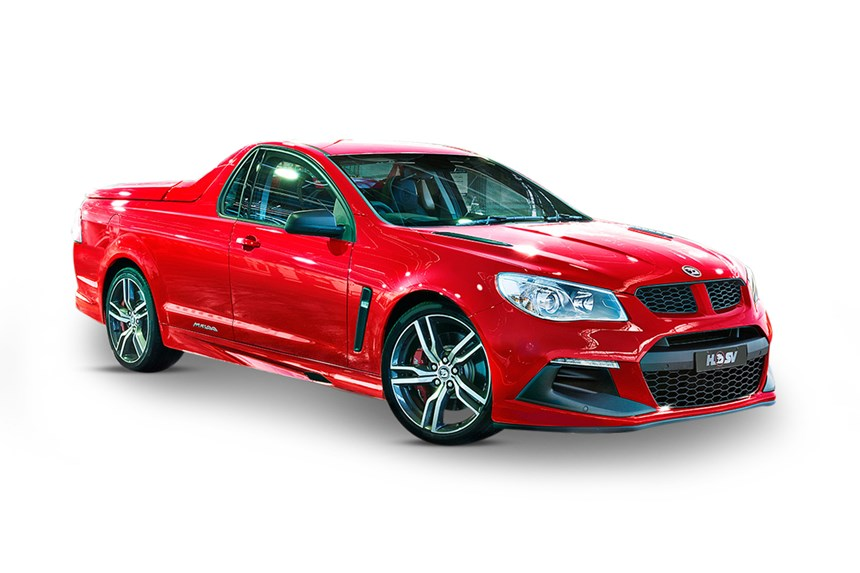 2017 Hsv Maloo R8 Lsa 6 2l 8cyl Petrol Supercharged