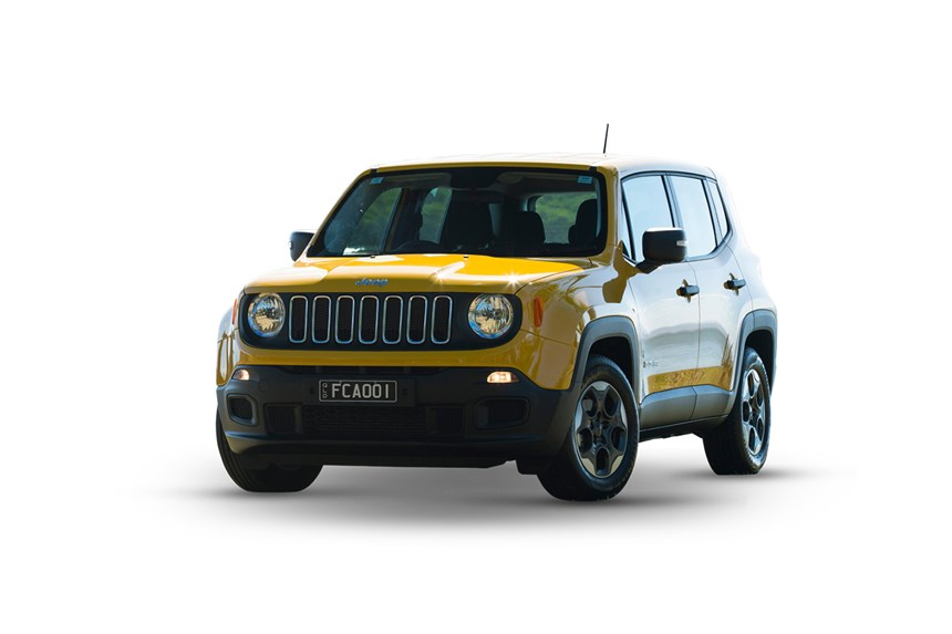 2017 jeep renegade sport 1 6l 4cyl petrol manual suv. Black Bedroom Furniture Sets. Home Design Ideas