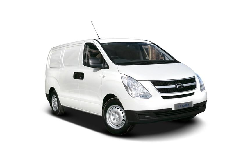 Hyundai iload diesel