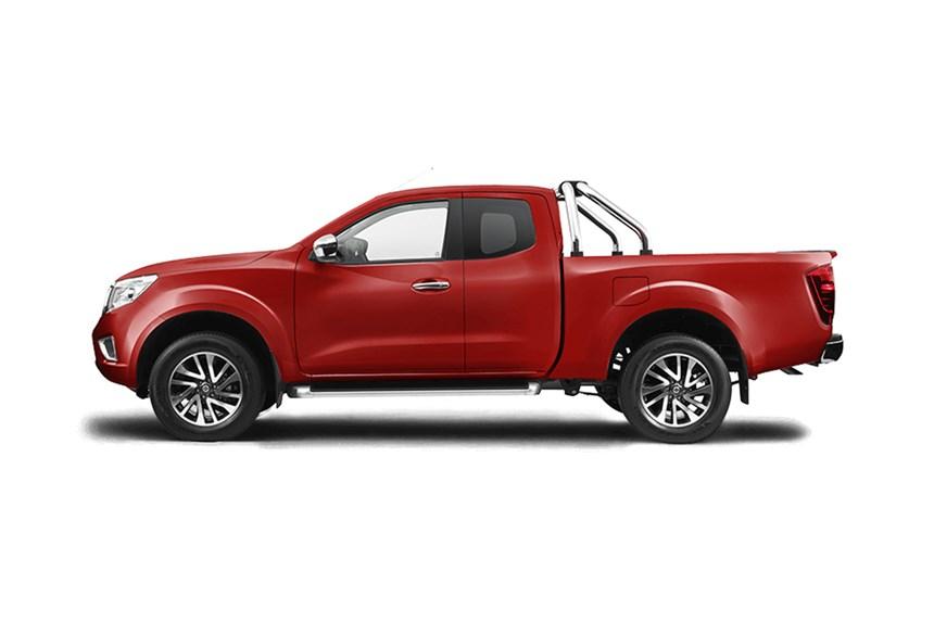 2016 Nissan Navara St X 4x4 2 3l 4cyl Diesel