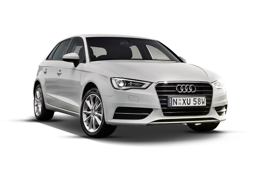 2016 Audi A3 Sportback 1.4 TFSI Attraction Automatic 1.4L 5D Hatchback
