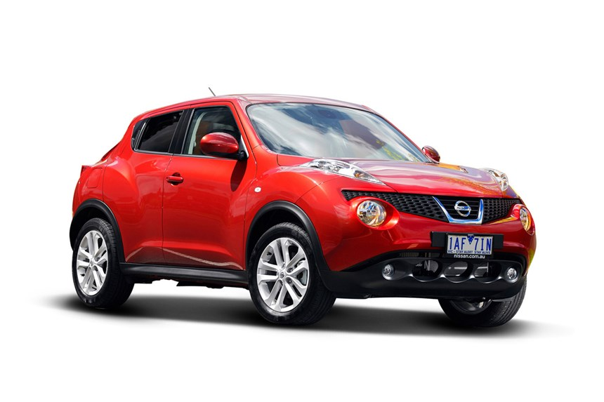 2018 Nissan Juke St Fwd 1 2l 4cyl Petrol Turbocharged Manual Suv