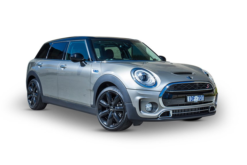 2017 mini clubman cooper s chilli 2 0l 4cyl petrol turbocharged manual wagon. Black Bedroom Furniture Sets. Home Design Ideas