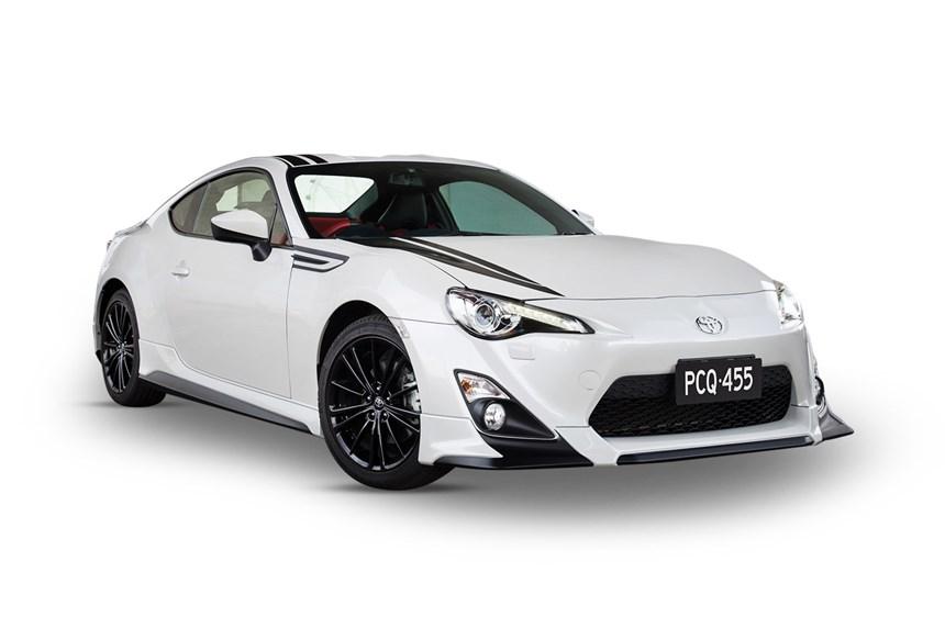 Toyota 86 gts auto