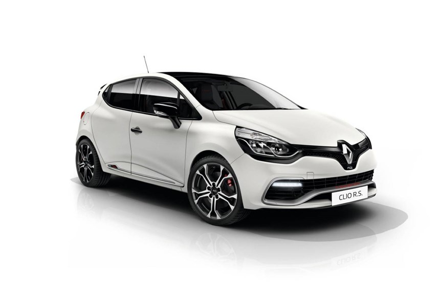 2017 renault clio rs 220 edc trophy 1 6l 4cyl petrol turbocharged automatic hatchback. Black Bedroom Furniture Sets. Home Design Ideas