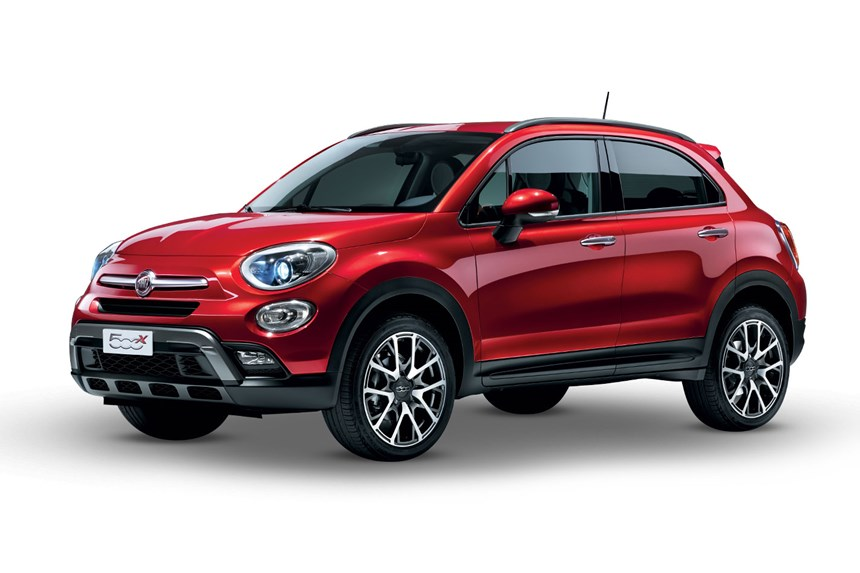 2018 fiat 500x cross plus 1 4l 4cyl petrol turbocharged. Black Bedroom Furniture Sets. Home Design Ideas