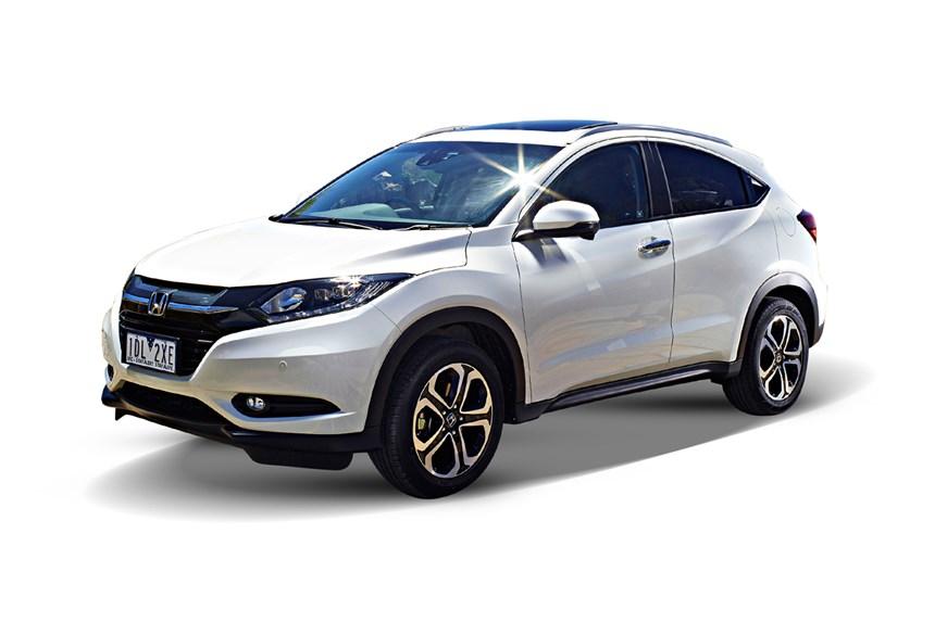 2017 Honda HR-V VTi-L (ADAS), 1.8L 4cyl Petrol Automatic, SUV