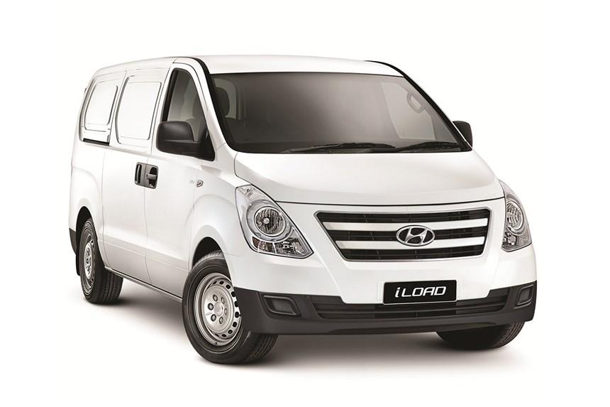 2016 Hyundai Iload Crew 2 5l 4cyl Diesel Turbocharged