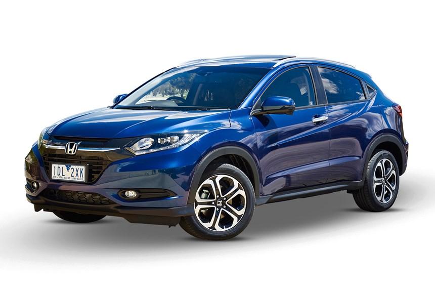 2017 honda hr v vti l 1 8l 4cyl petrol automatic suv for 2017 honda hr v overall nhtsa safety rating