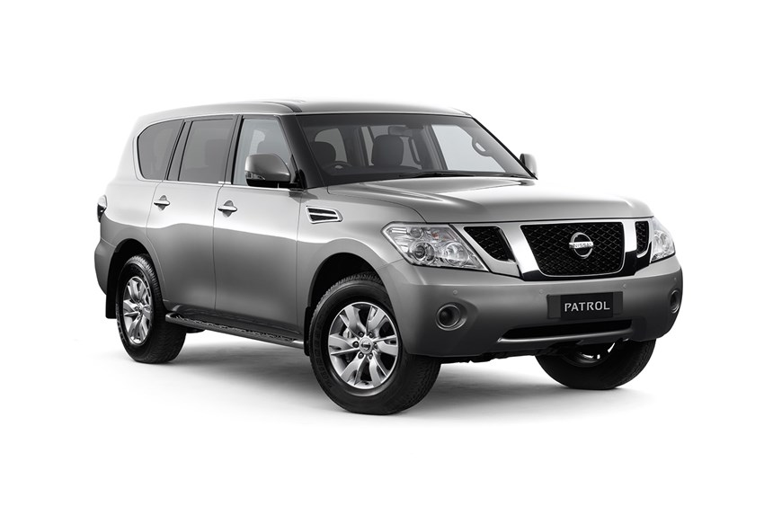 2017 nissan patrol st 4x4 3 0l 4cyl diesel turbocharged manual suv. Black Bedroom Furniture Sets. Home Design Ideas