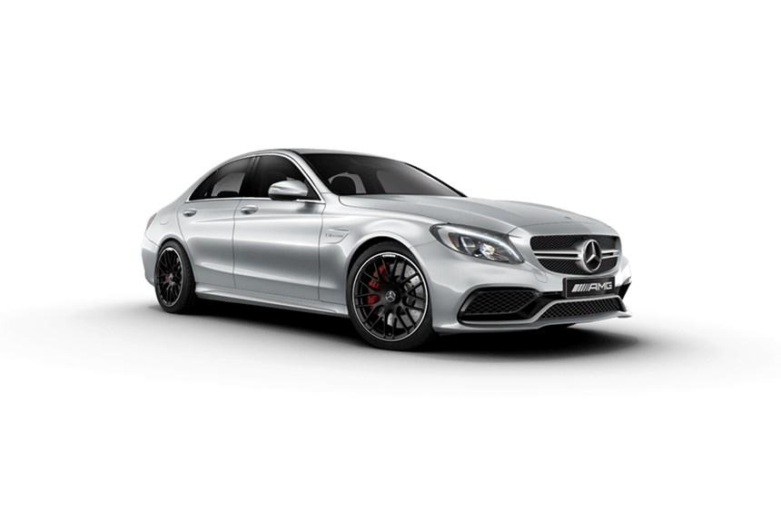 2017 Mercedes-Benz C63 S Edition 1, 4.0L 8cyl Petrol Turbocharged ...