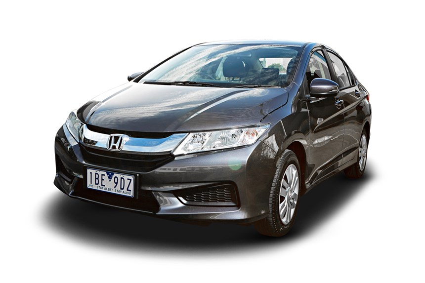 2017 Honda City VTi Manual 1.5L 4D Sedan