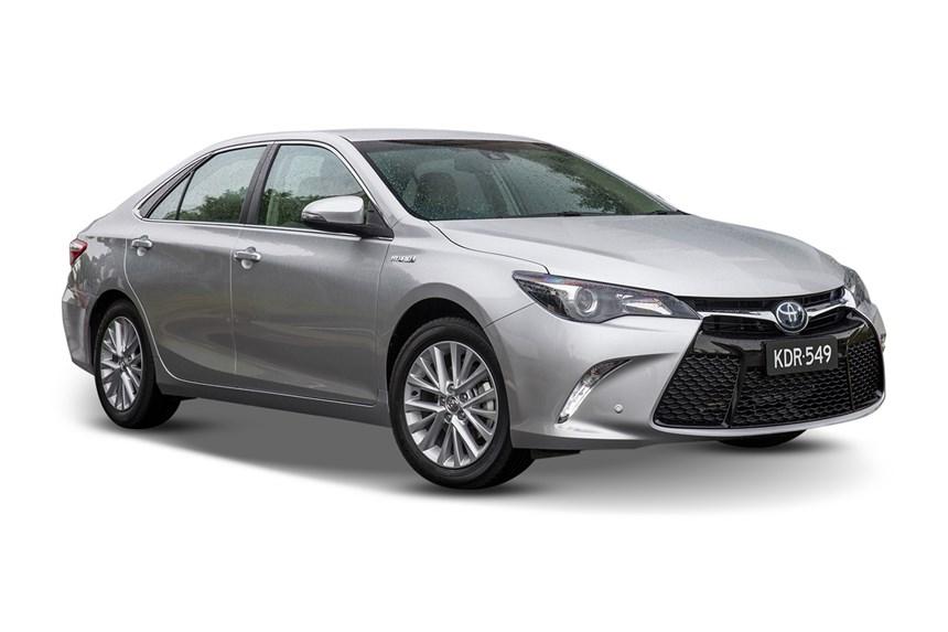 Toyota camry atara sl hybrid