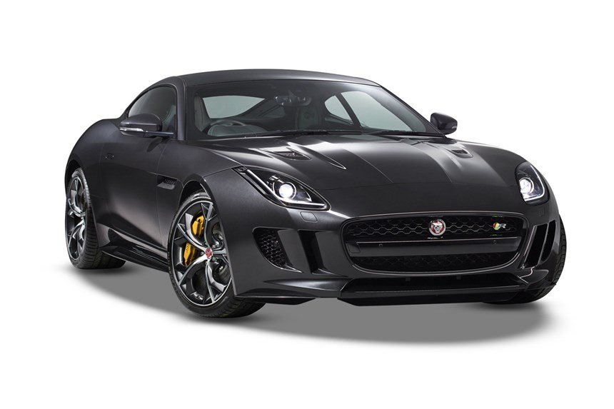 2016 jaguar f type r awd 5 0l 8cyl petrol supercharged automatic coupe. Black Bedroom Furniture Sets. Home Design Ideas