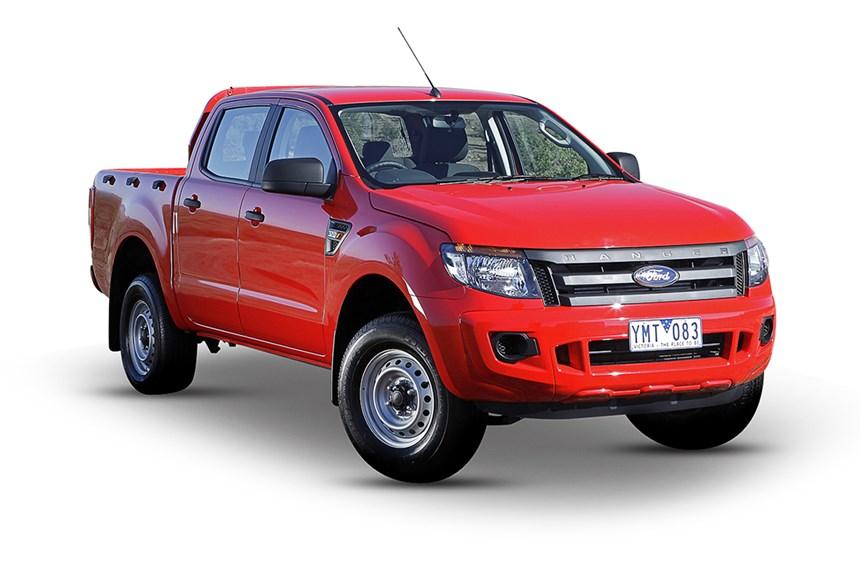 2017 Ford Ranger XLT 3.2 Hi-Rider (4x2), 3.2L 5cyl Diesel Turbocharged Manual, Ute