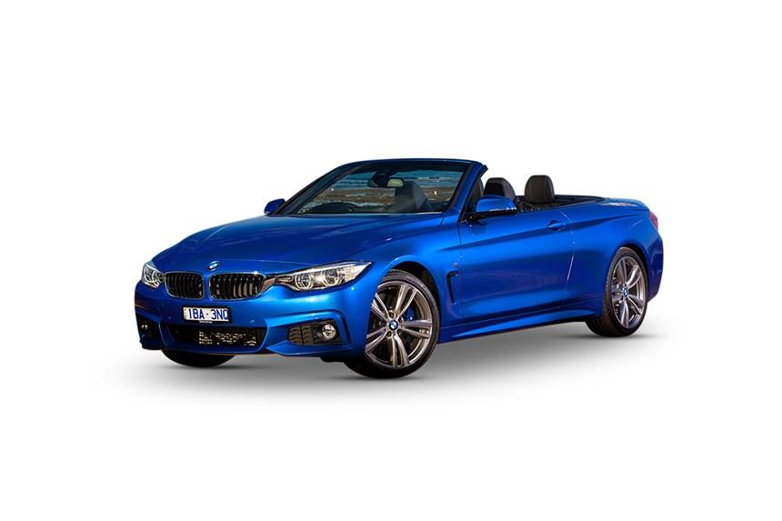 2017 BMW 440i 30L 6cyl Petrol Turbocharged Manual Convertible