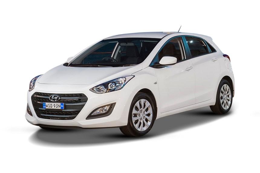 2017 Hyundai i30 Active, 1.8L 4cyl Petrol Automatic, Hatchback