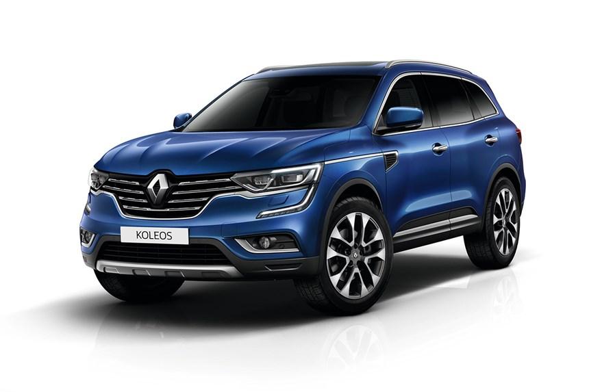 2017 Renault Koleos ZEN (4x4), 2.5L 4cyl Petrol Automatic, SUV