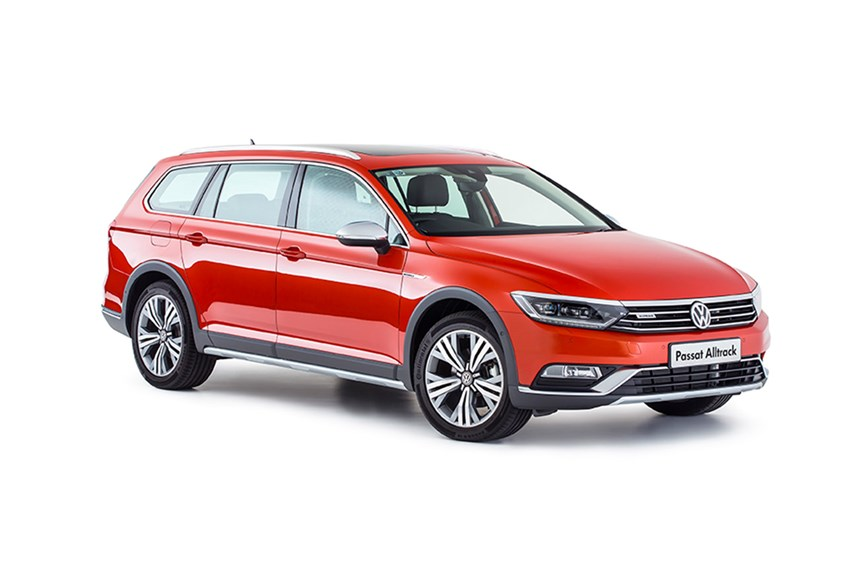 2017 Volkswagen Passat 140 TDI Highline, 2.0L 4cyl Diesel