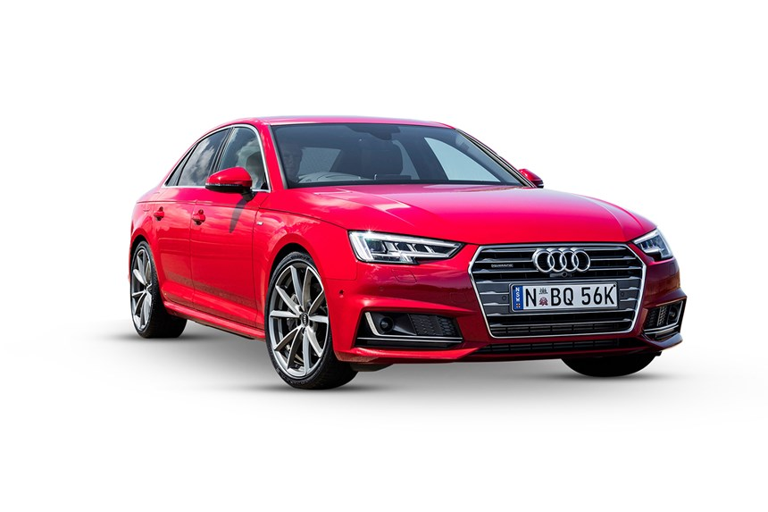 2017 audi a4 2 0 tfsi s tronic sport 2 0l 4cyl petrol turbocharged automatic sedan. Black Bedroom Furniture Sets. Home Design Ideas