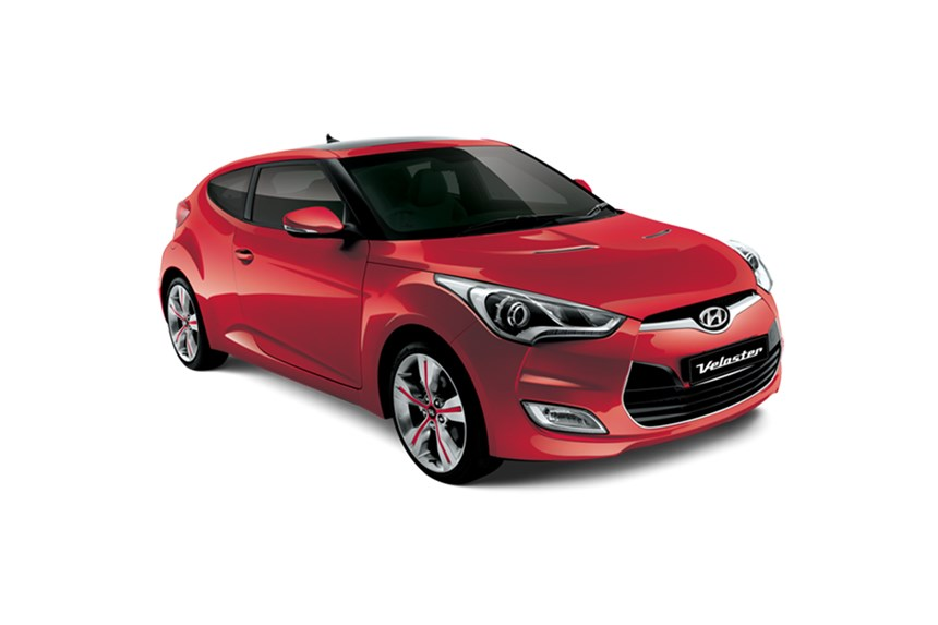 2018 Hyundai Veloster 1 6l 4cyl Petrol Automatic Coupe
