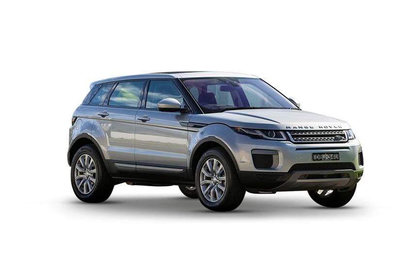 2017 Land Rover Range Rover Evoque Td4 180 Se 2 0l 4cyl Diesel