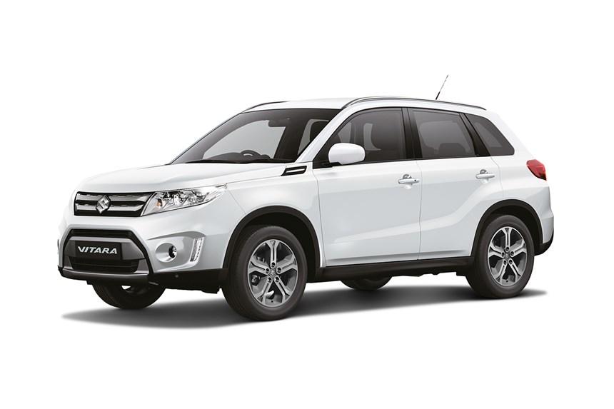 2018 Suzuki Vitara Rt X 4x4 1 6l 4cyl Diesel