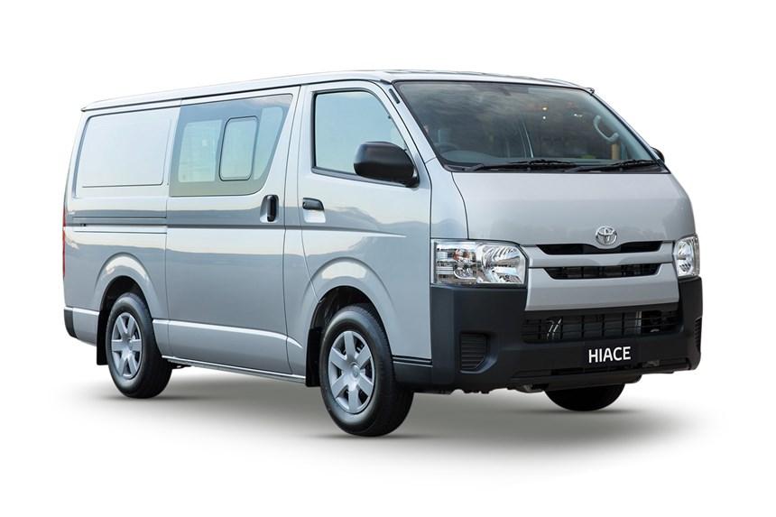 c961dc34ec 2019 Toyota Hiace LWB Crew