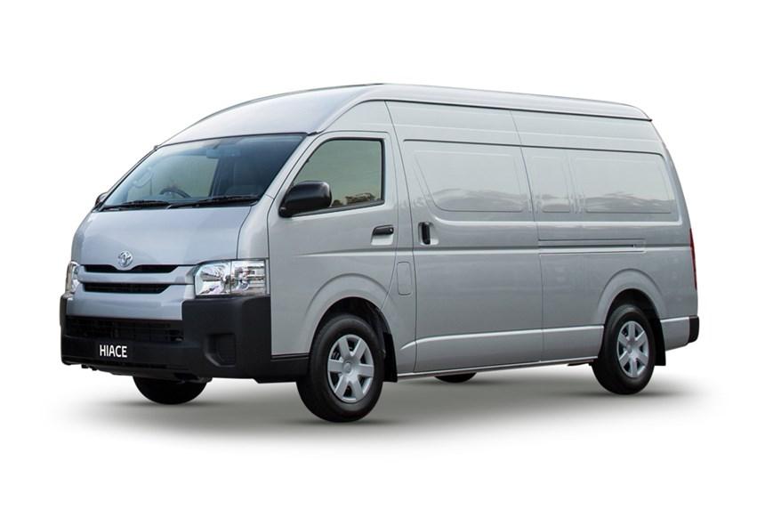 26489a81d8 2019 Toyota Hiace Slwb Automatic 2.7L 4D Van