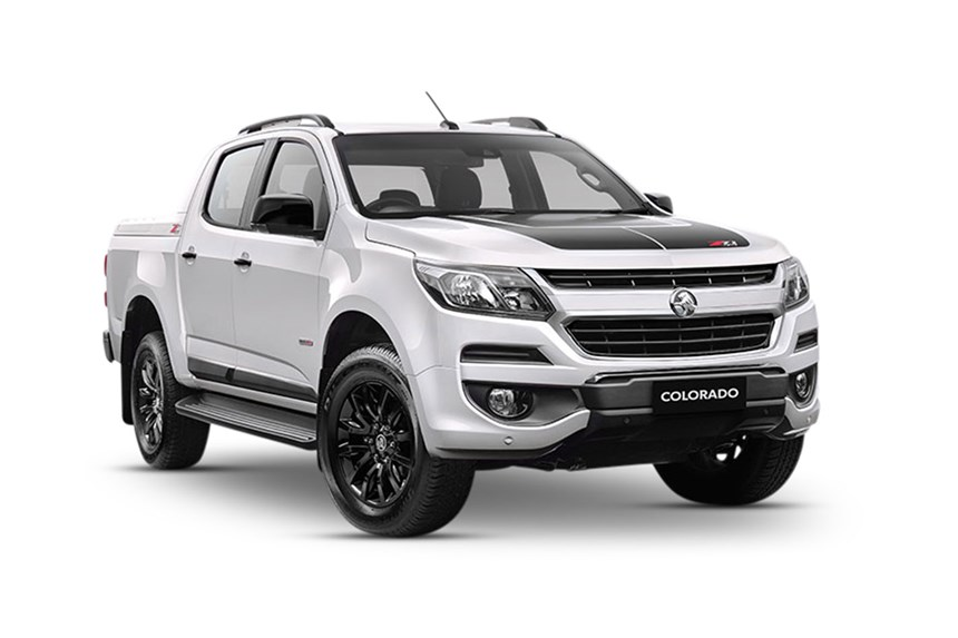 Holden colorado length