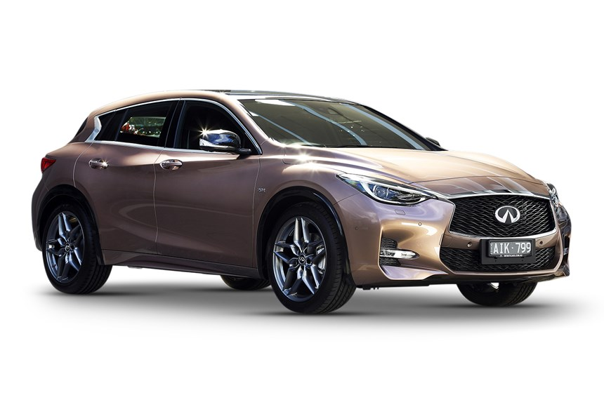 2018 infiniti q30 sport premium 2 0l 4cyl petrol turbocharged automatic hatchback. Black Bedroom Furniture Sets. Home Design Ideas