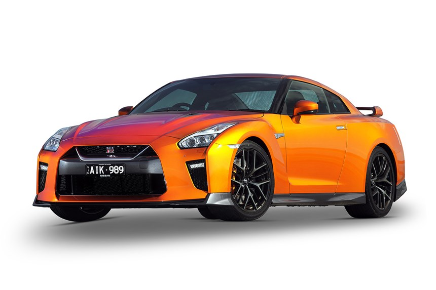 2018 Nissan Gt R Premium 3 8l 6cyl Petrol Turbocharged Automatic Coupe
