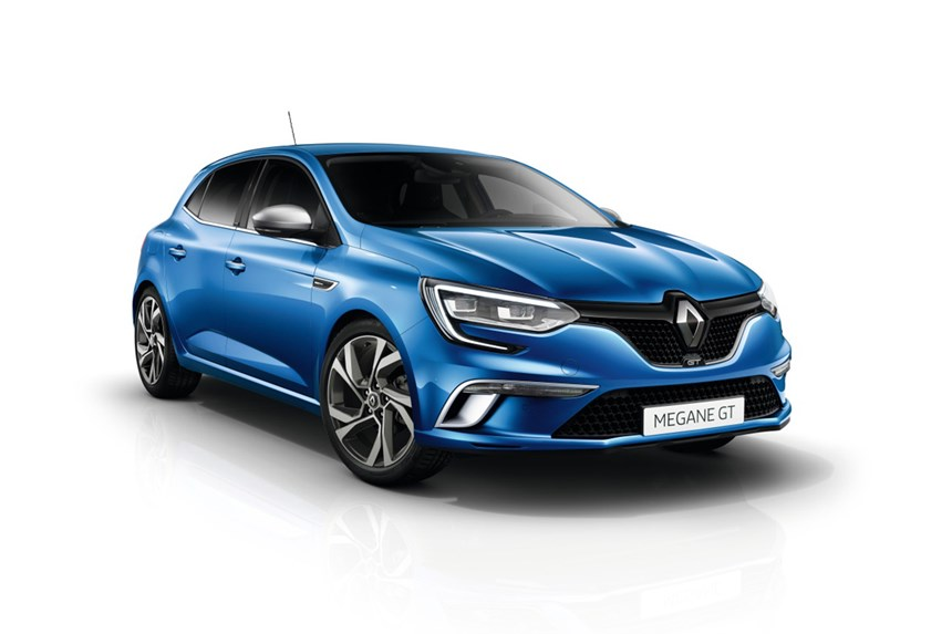 2017 renault megane gt line 1 2l 4cyl petrol turbocharged automatic hatchback. Black Bedroom Furniture Sets. Home Design Ideas