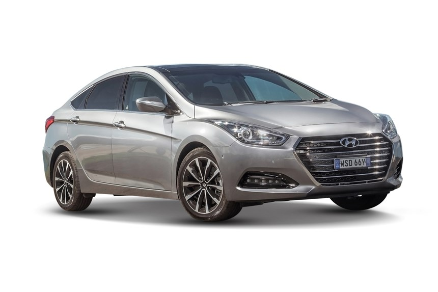 2018 Hyundai I40 Active 1 7l 4cyl Diesel Turbocharged