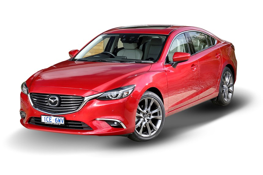 2018 mazda 6 sport 2 5l 4cyl petrol automatic sedan. Black Bedroom Furniture Sets. Home Design Ideas
