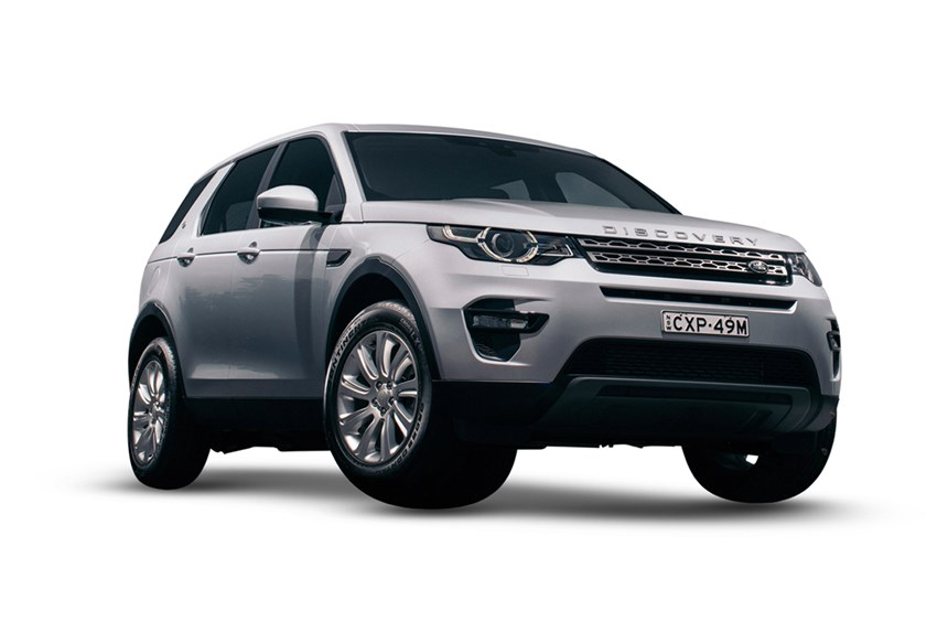 2017 land rover discovery sport td4 150 se 5 seat 2 0l 4cyl diesel turbocharged automatic suv. Black Bedroom Furniture Sets. Home Design Ideas