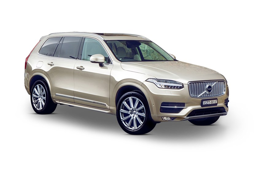 2017 volvo xc90 t8 r design hybrid 2 0l 4cyl hybrid turbocharged supercharged automatic suv. Black Bedroom Furniture Sets. Home Design Ideas