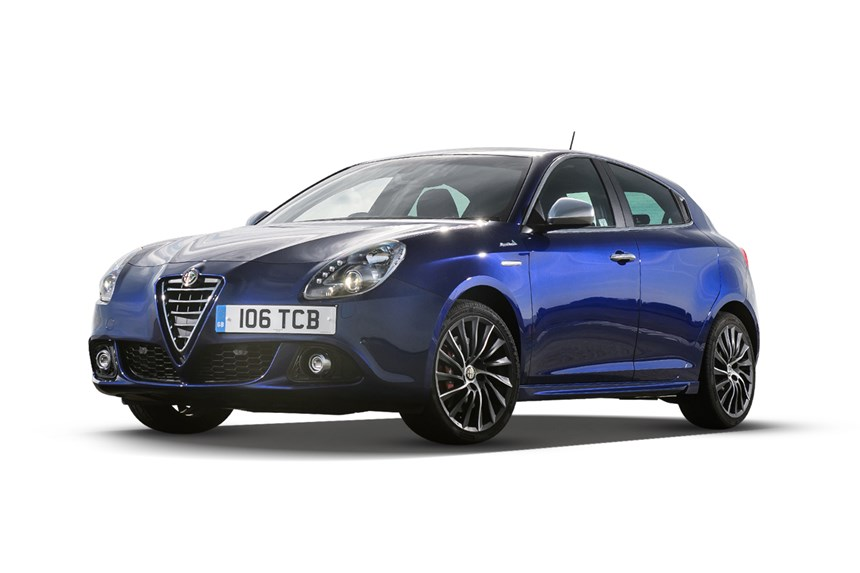 2018 alfa romeo giulietta veloce tct 1 7l 4cyl petrol turbocharged automatic hatchback. Black Bedroom Furniture Sets. Home Design Ideas