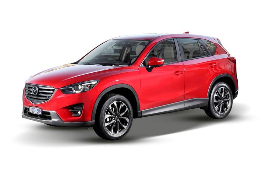 2017 Mazda Cx 5 Maxx Sport 4x4 2 5l 4cyl Petrol