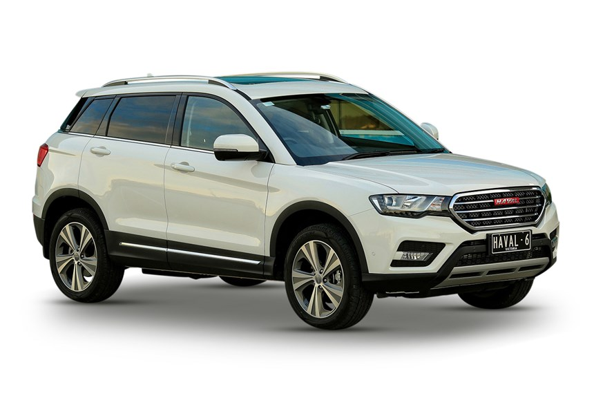 2018 Haval H6 Lux 2 0l 4cyl Petrol Turbocharged Automatic