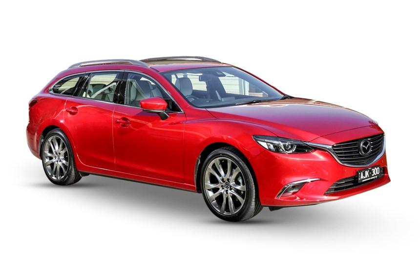 Mazda atenza 2018