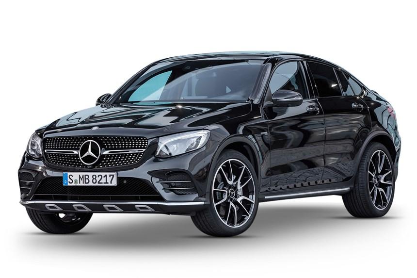 2017 Mercedes-Benz GLC43, 3.0L 6cyl Petrol Turbocharged