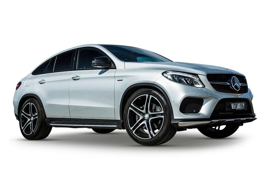 2017 Mercedes Benz Gle43 4matic 3 0l 6cyl Petrol Turbocharged