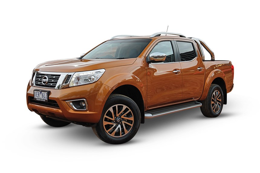 2017 Nissan Navara DX (4x2), 2.5L 4cyl Petrol Automatic, Ute