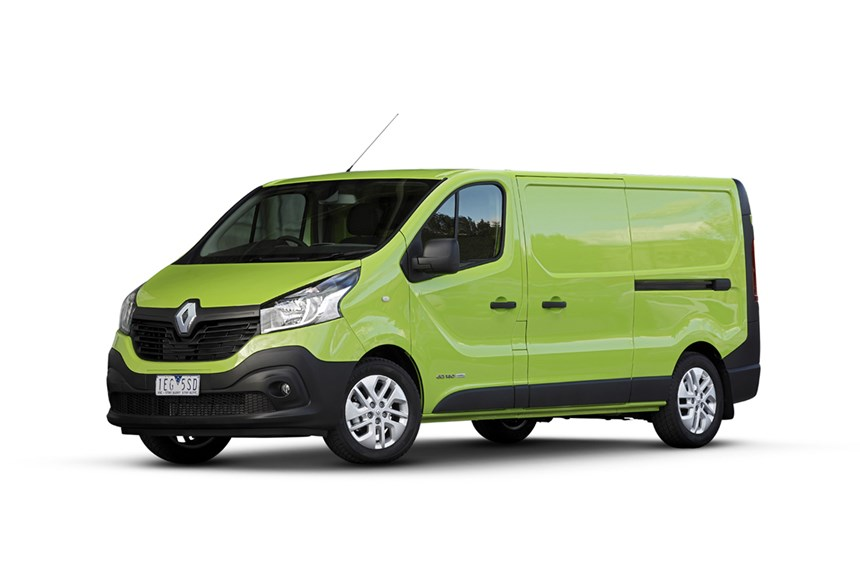 2017 renault trafic lwb lifestyle 1 6l 4cyl diesel turbocharged manual van. Black Bedroom Furniture Sets. Home Design Ideas